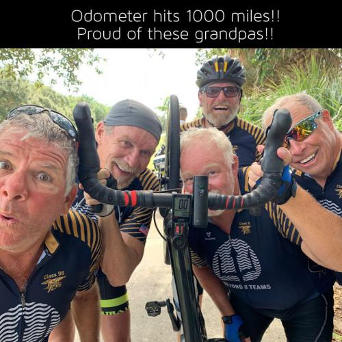 1,000 Miles...Done!